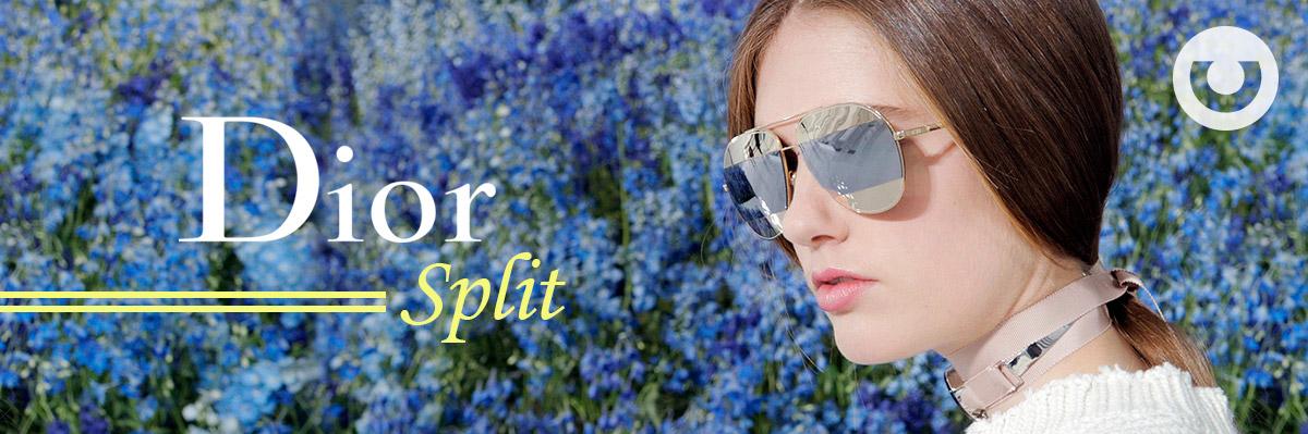 3bce139be3f85 A casa Dior não para de se reinventar e fá-lo com a sua última aposta. Irá  conseguir que os seus novos óculos de sol sejam um must have esta temporada