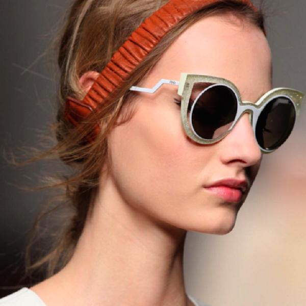 f82a9ef0c2545 óculos de sol Fendi  A revolução